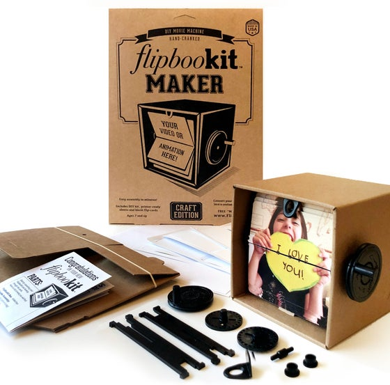 Image of FlipBooKit Maker Kit - CRAFT