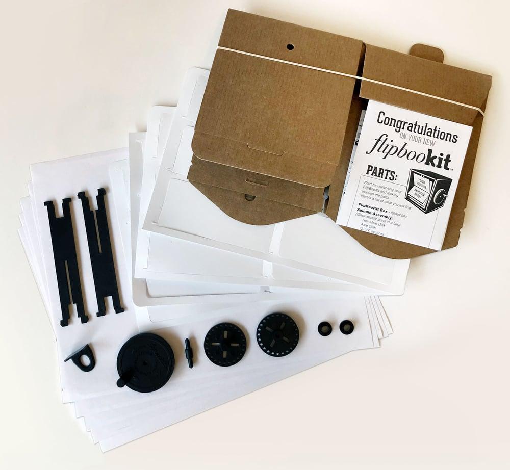 Image of FlipBooKit Maker Kit - CRAFT