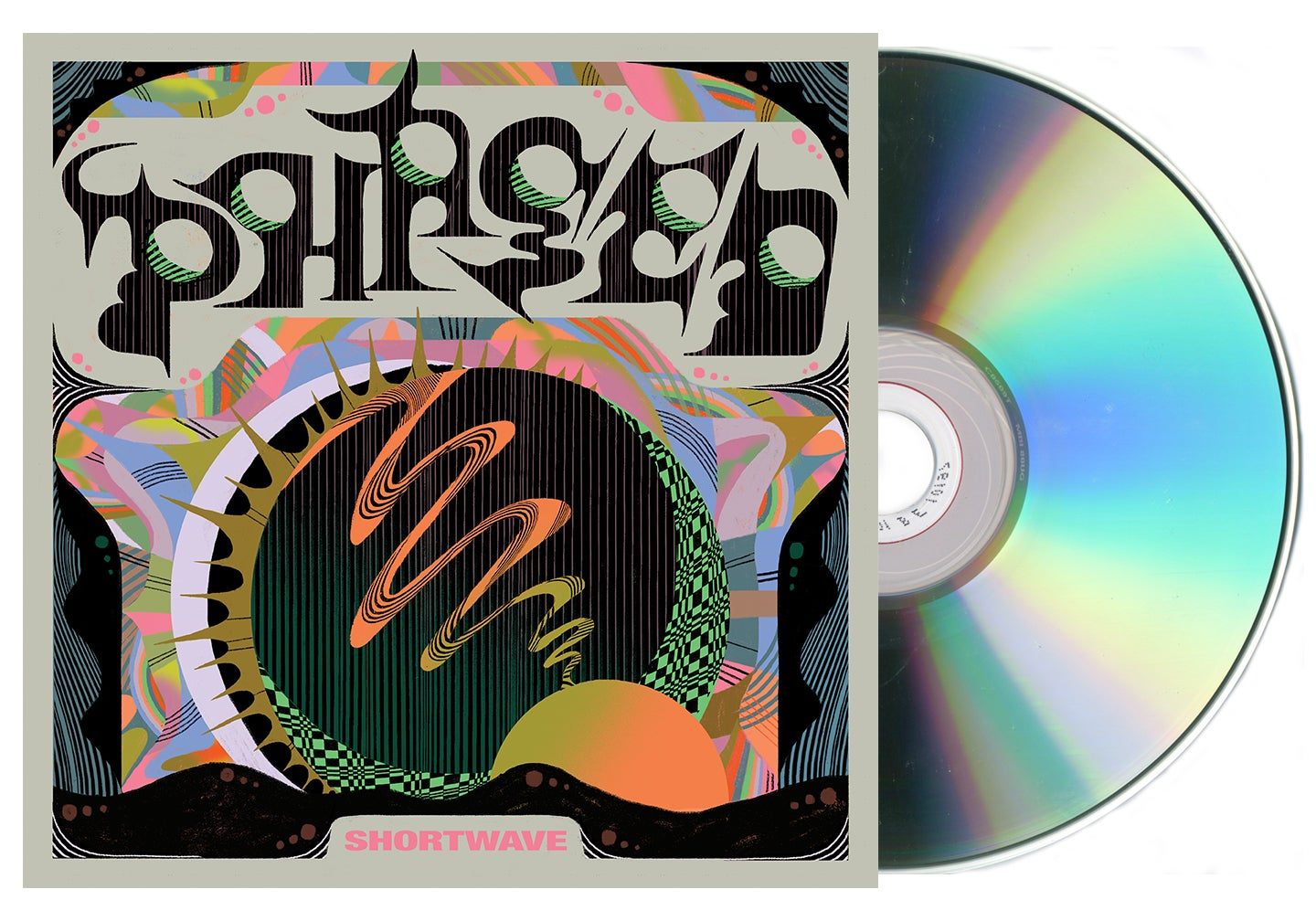 Image of Phased CD