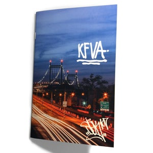 Image of KfVa Zine 2