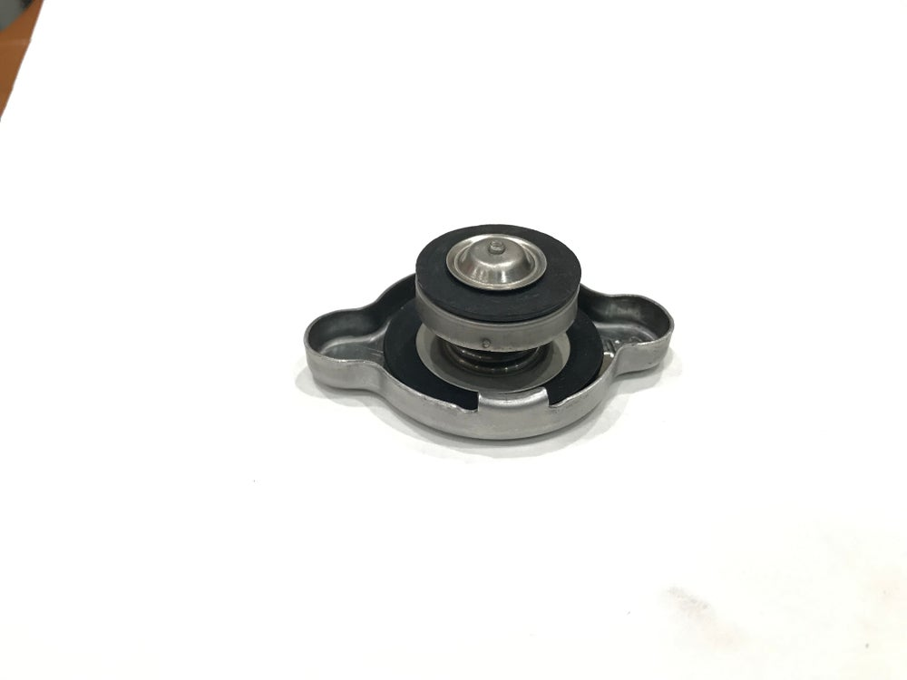 Image of Subaru Titanium Type 1 radiator cap set