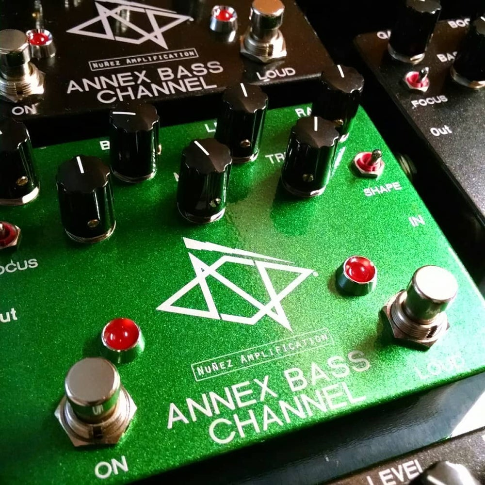 Image of ANNEX BASS CHANNEL