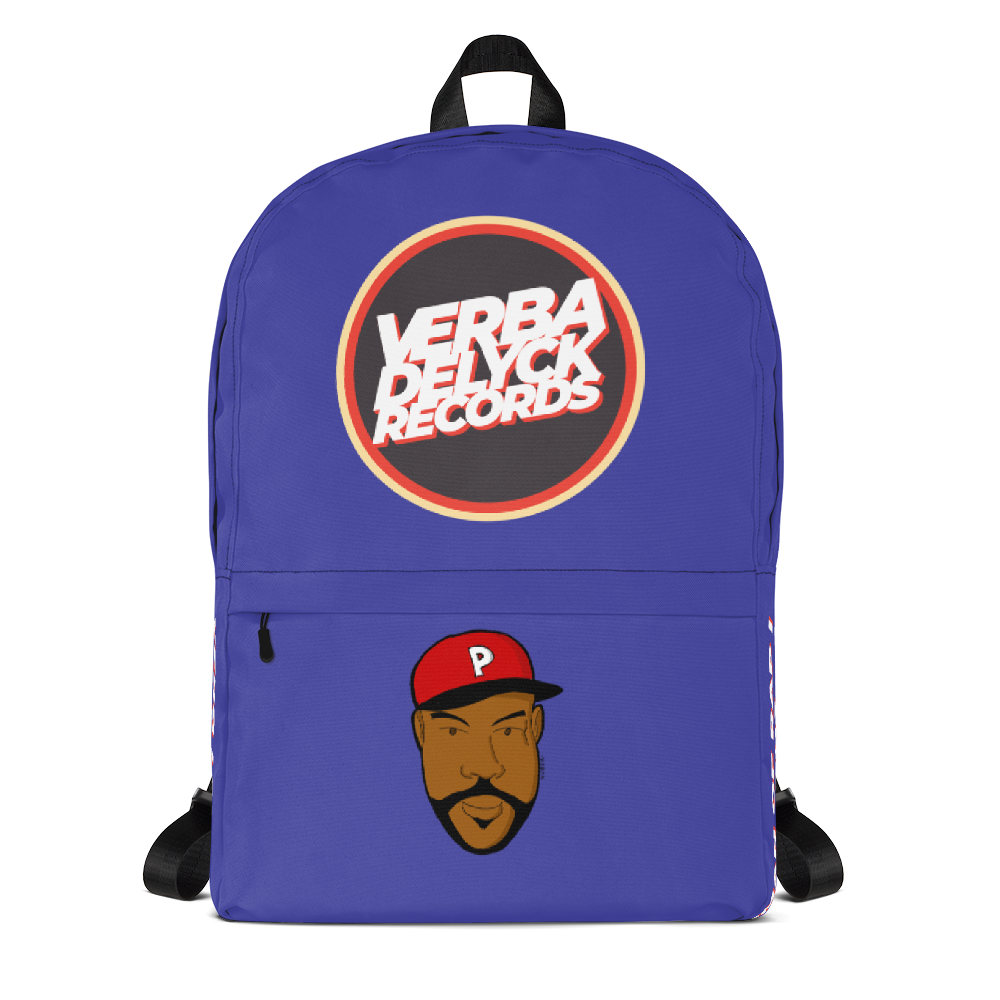 Image of Verbadelyck Records Backpack