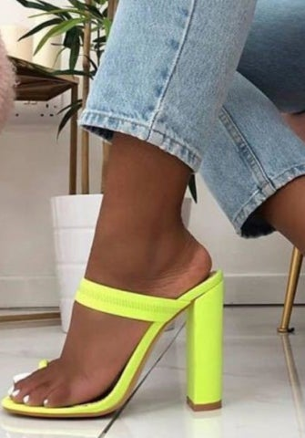 Image of Gill Backless Heels
