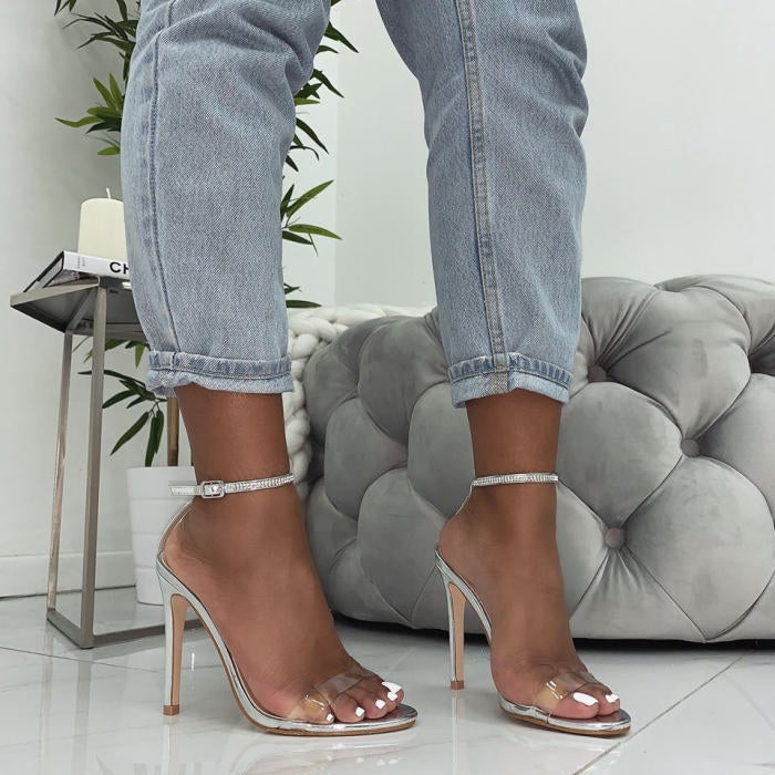 Image of Molly Barley There Strap Heels