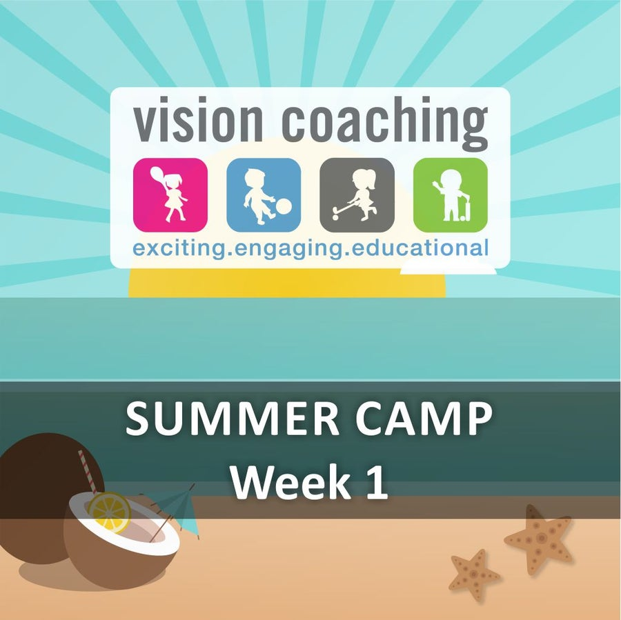Image of Summer Camp Week 1 (1st-5th July)