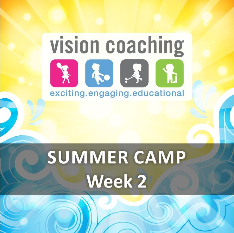 Image of Summer Camp Week 2 (8th-12th July)