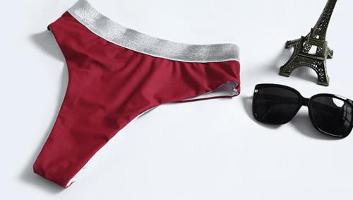 Image of Dorit Bikini Set - Glitter Band