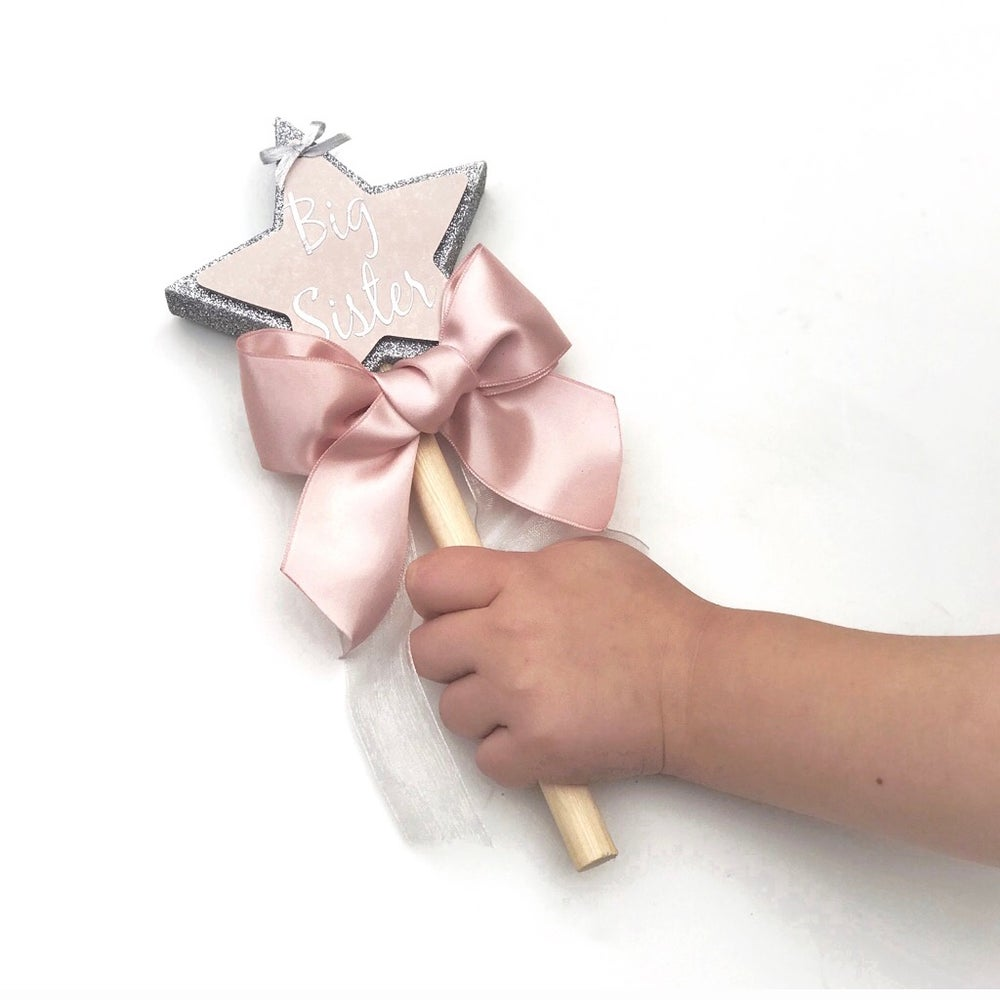 Image of Personalised chunky wand