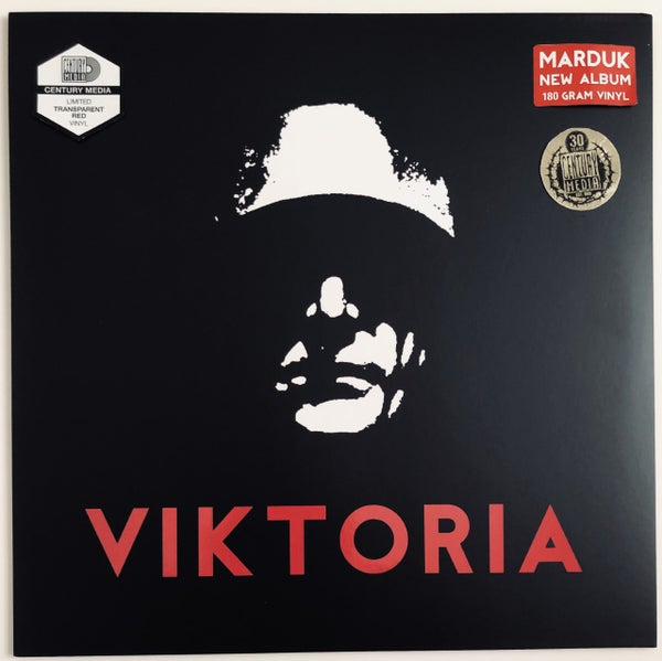 Image of Marduk - VIKTORIA (Limited Transparent Red LP)