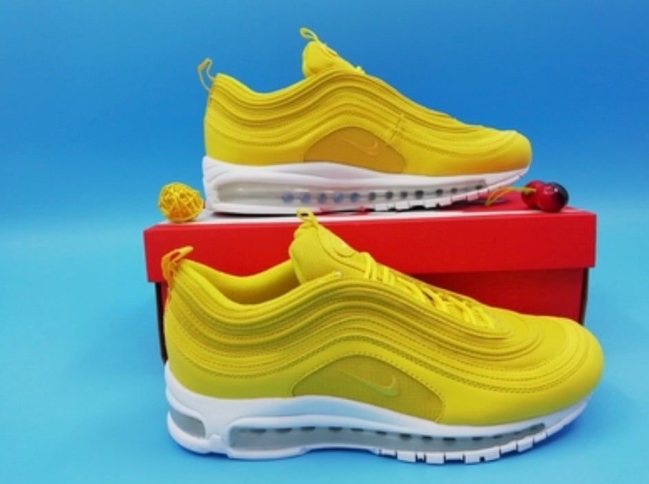 Image of Neon Air Max 97'