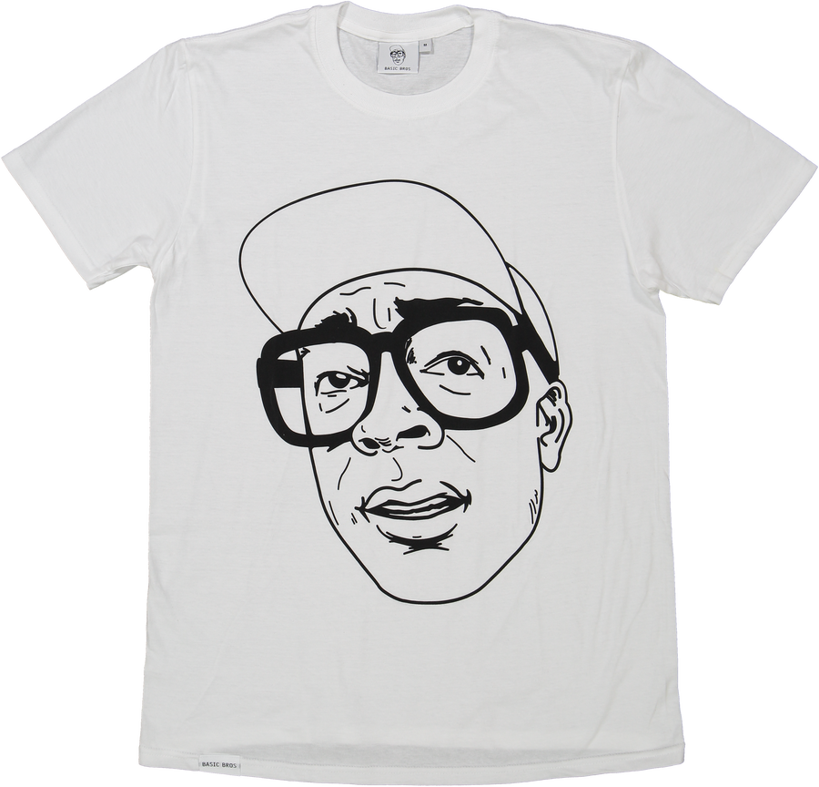 Image of T-SHIRT FACE White