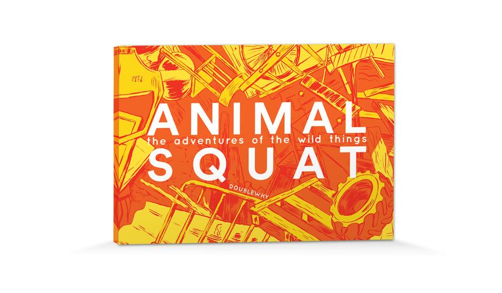 Image of Animal Squat