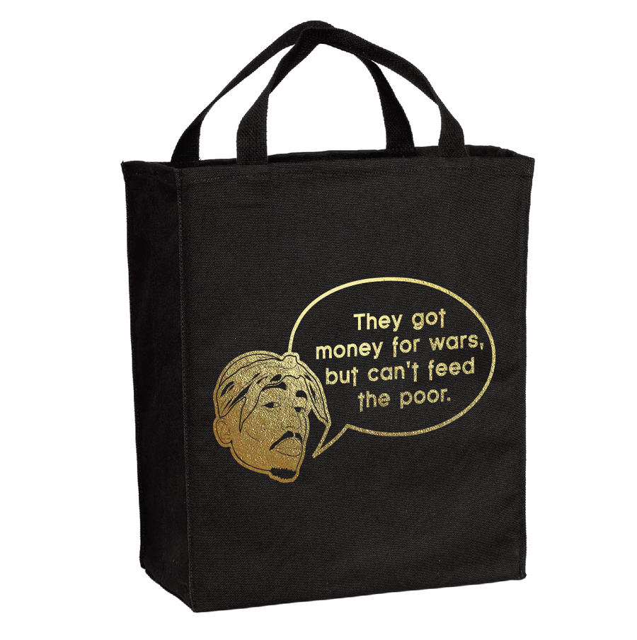 Image of 2pac Tote