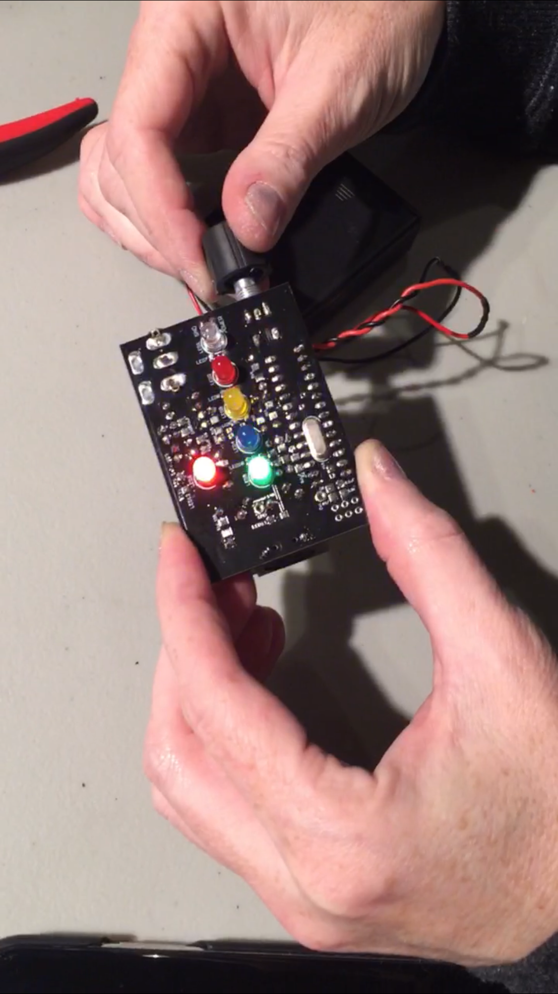Image of Nanotopian Midi Bio-Sonification Module kits
