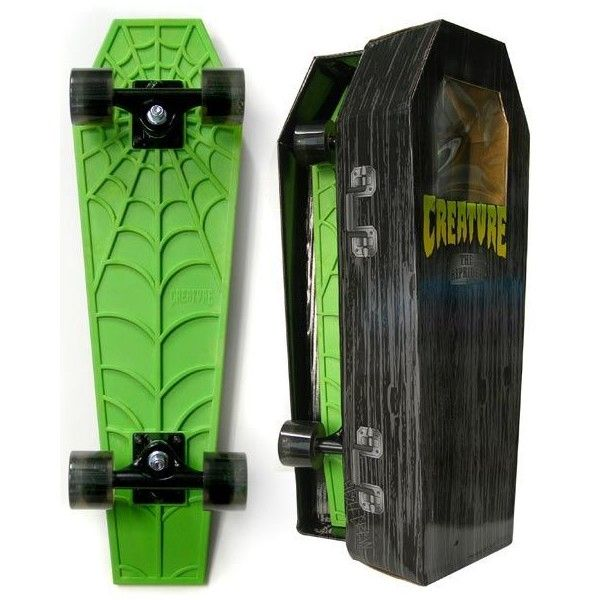 Image of Creature Rip Rider Plastic Complete Skateboarder