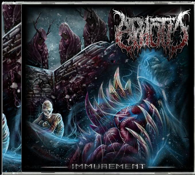 Image of Immurement - CD - Pre-Order