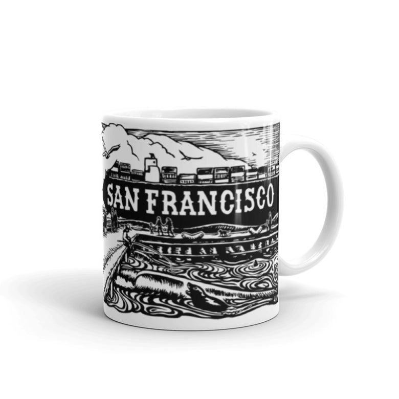 Image of Mug O' San Francisco