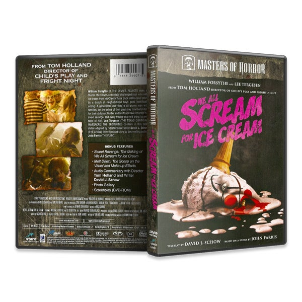 Image of We All Scream for Ice Cream (DVD)