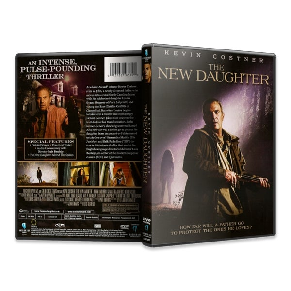 Image of The New Daughter (DVD)