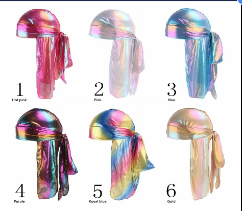 Image of Chrome Durags