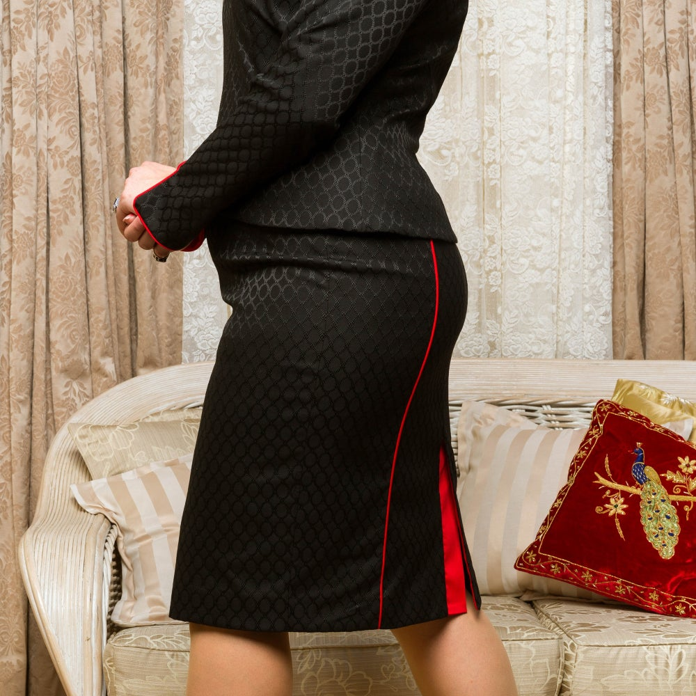 Image of PEKING EXPRESS JACKET & FIRST CLASS CARRIAGE SKIRT