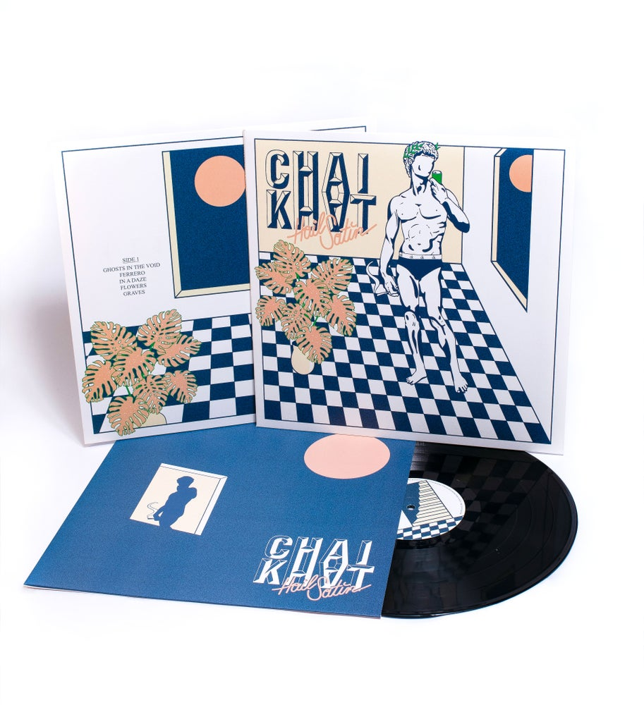Image of Hail Satin LP