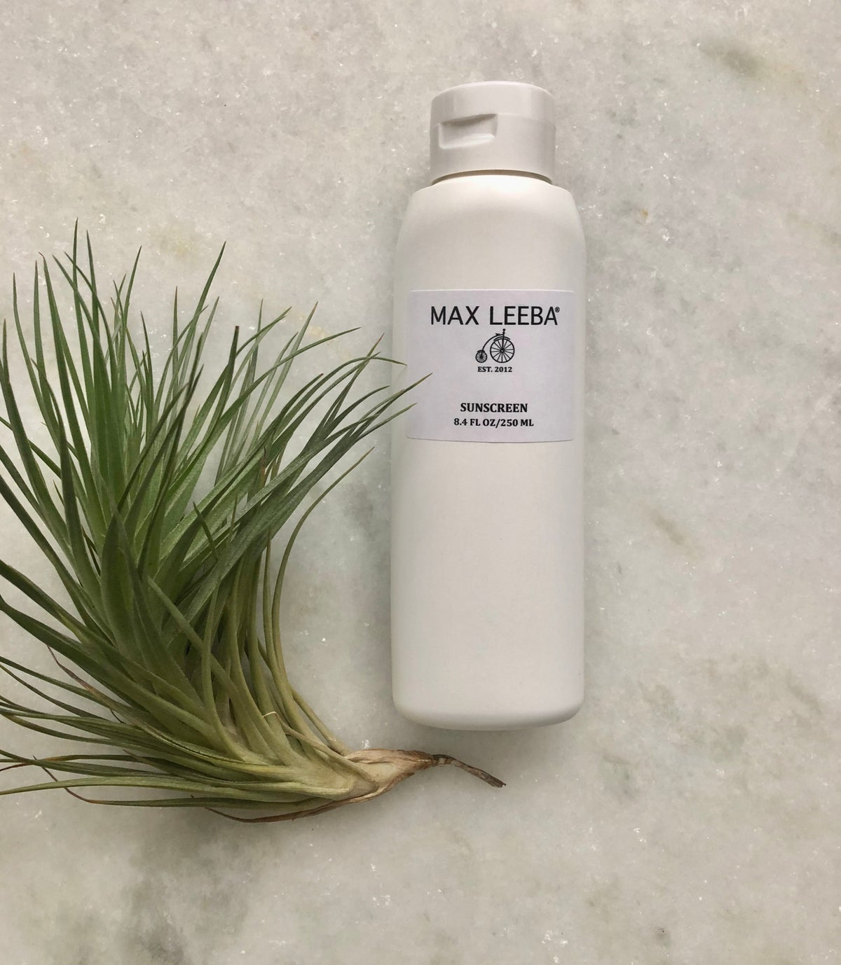 Image of Natural Sunscreen