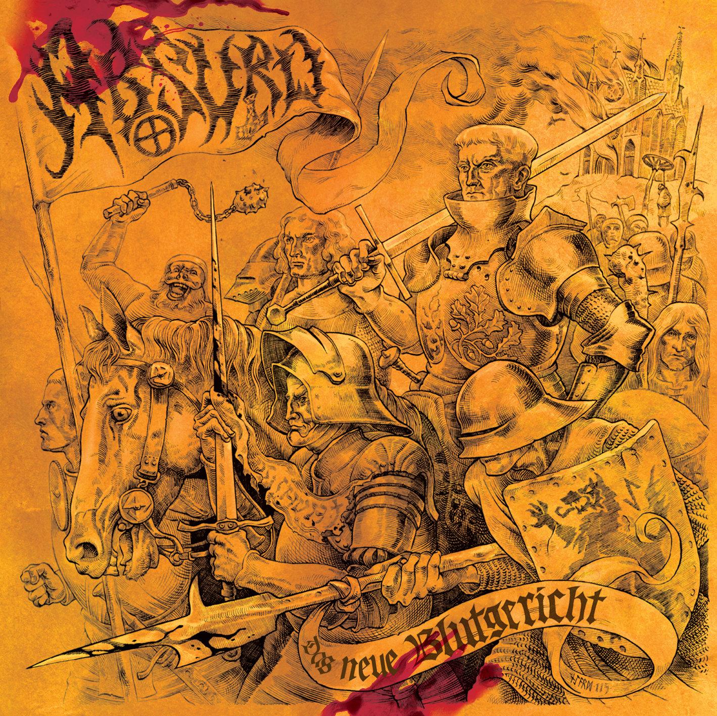 Image of Absurd - Das neue Blutgericht (CD)