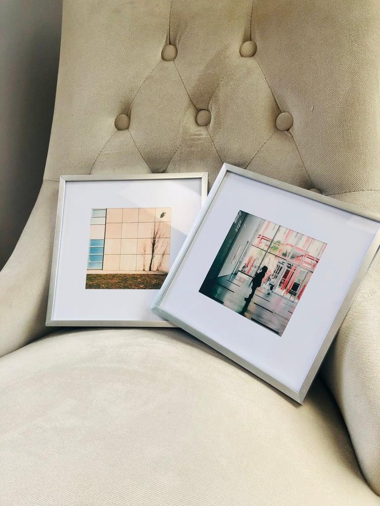 Image of Framed Street Photography Prints