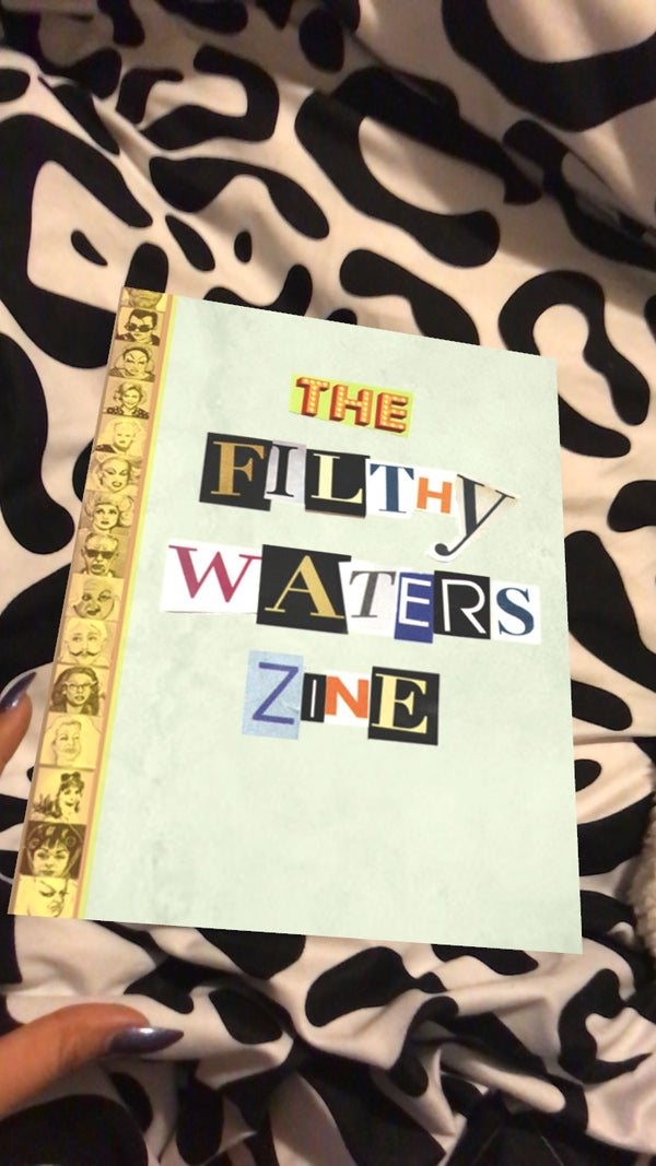 Image of The Filthy Waters Zine