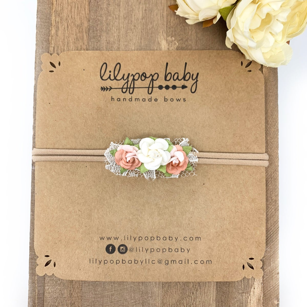 Image of Signature Mini Flower Crown