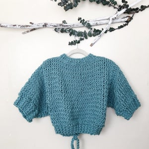 Image of Josie Cropped Sweater