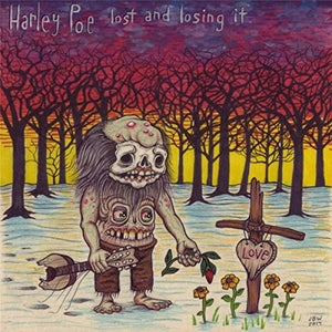 Image of Harley Poe - 2 CD set *limited tour edition*