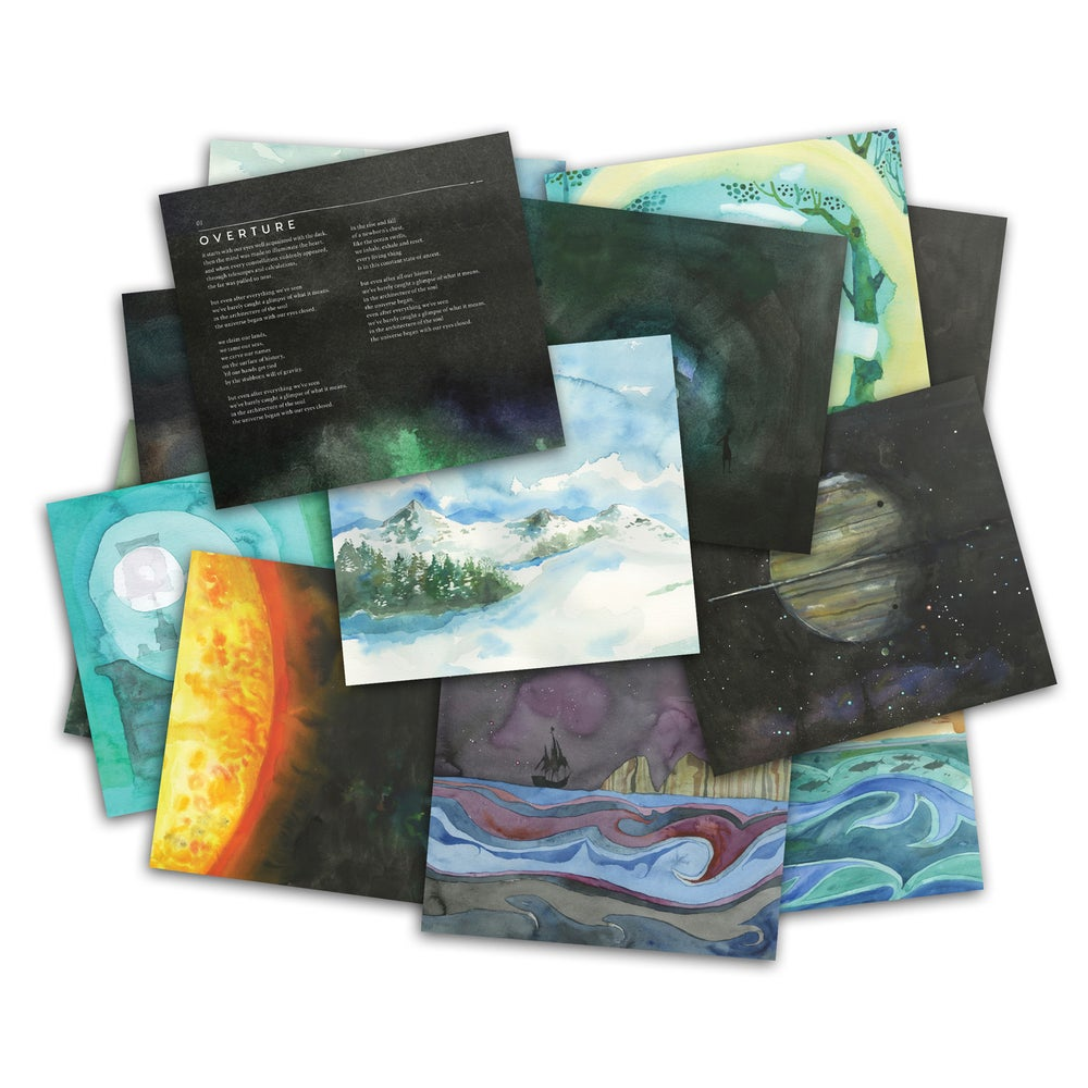Image of Atlas: I - CD Box Set