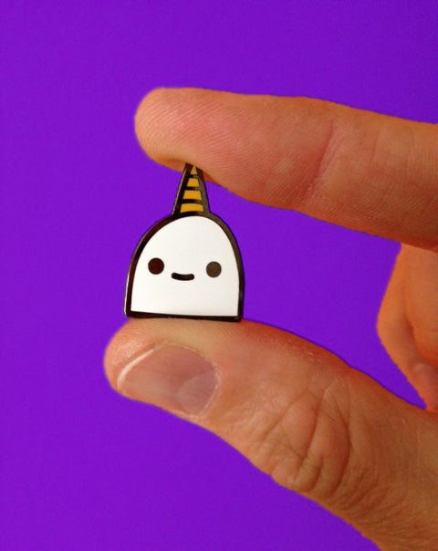 Image of Chubicorn Enamel Pin