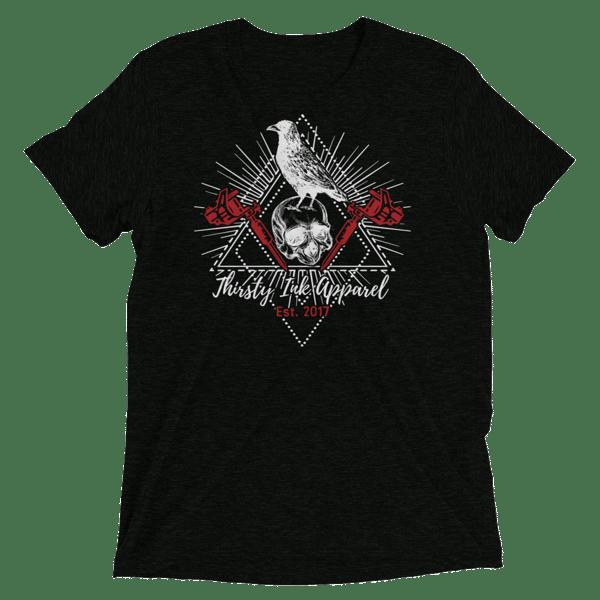 Image of Bird Triblend T-Shirt