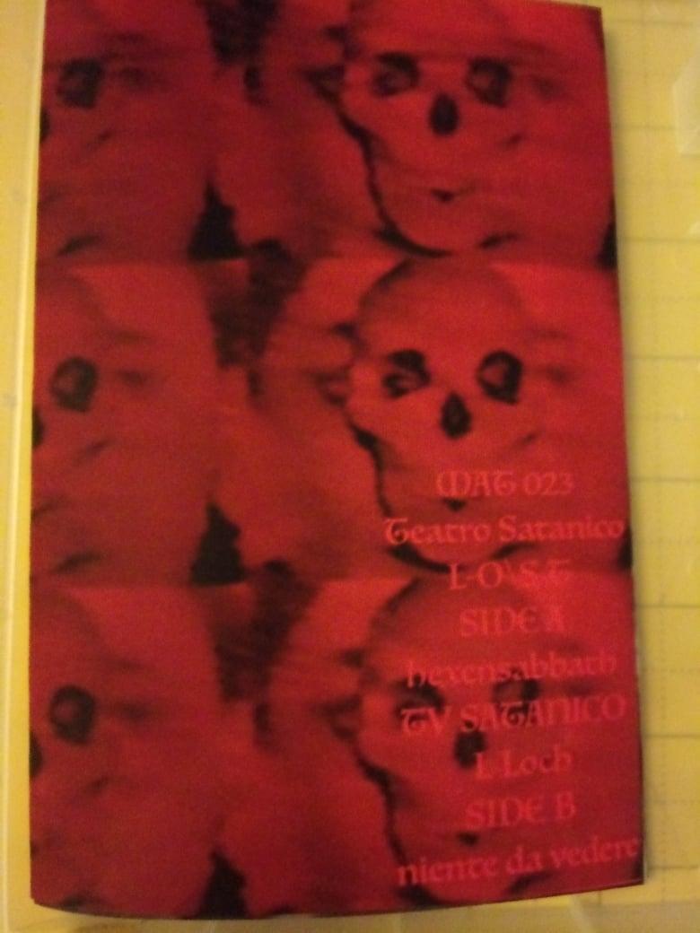Image of mat 023 teatro satanico - L-O\S/T