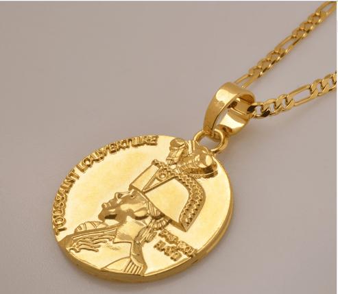 Image of Toussaint Louverture Chain
