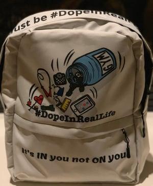 Image of #DopeInRealLife Backpack