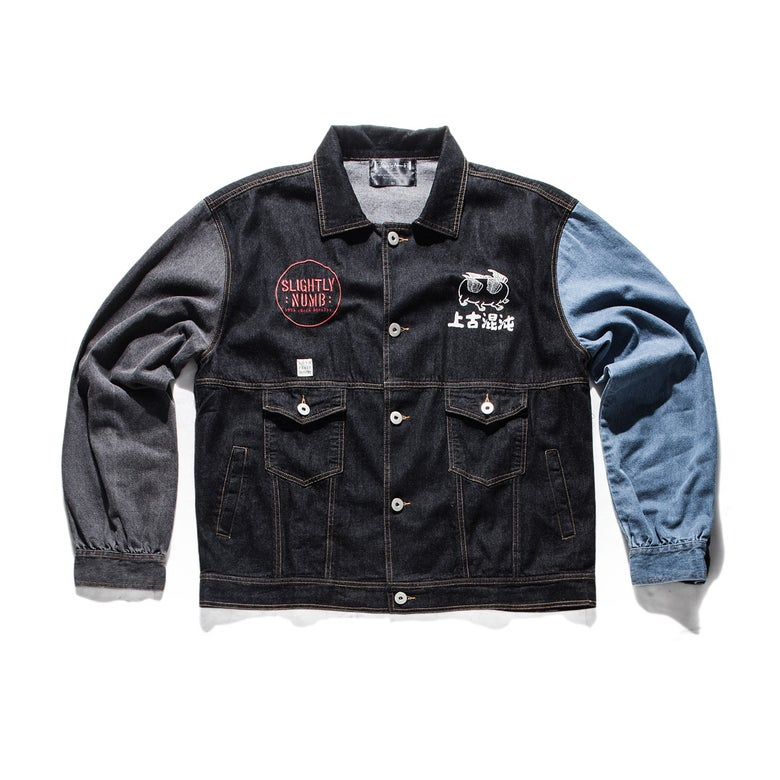 Image of QIYU DENIM JKT