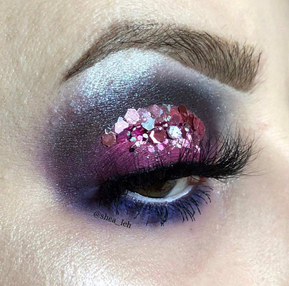 Image of Sugarplum Chunky Glitter