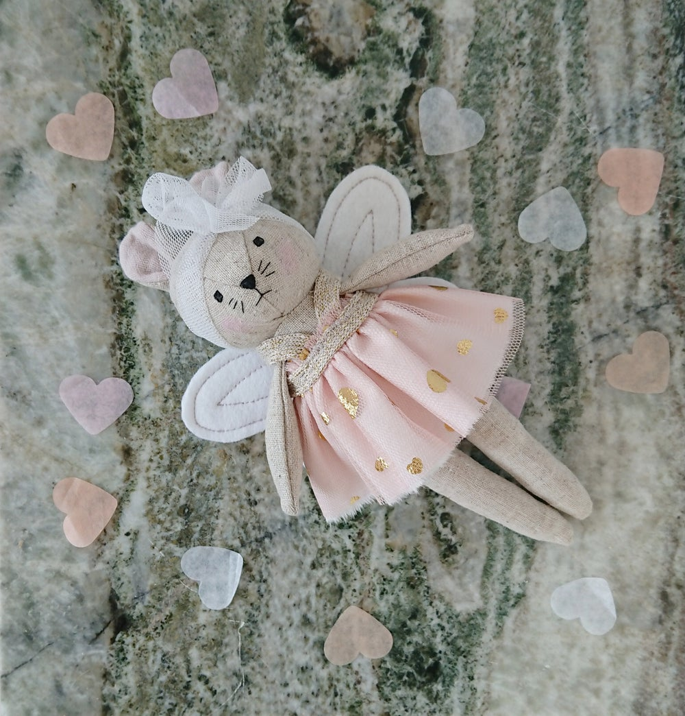 Image of Valentine´s fairy mouse