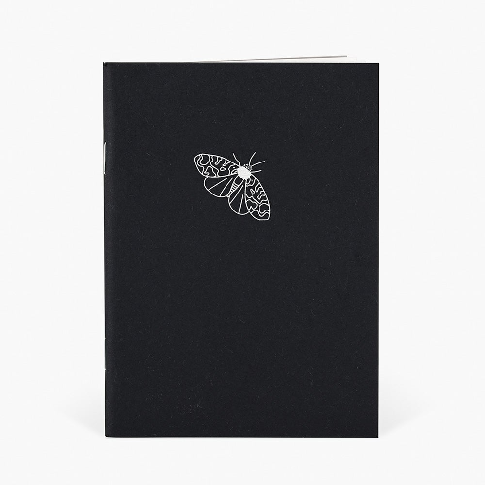 Image of Moth Sketchbook / Notebook