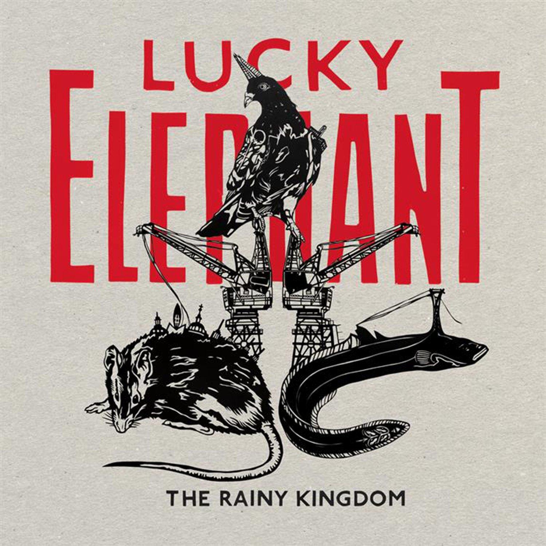 Image of Lucky Elephant - The Rainy Kingdom