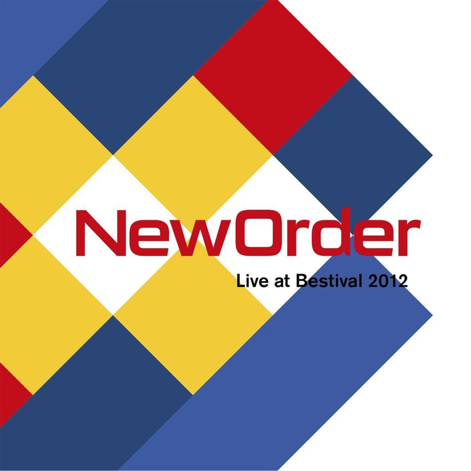 Image of New Order - Live At Bestival 2012