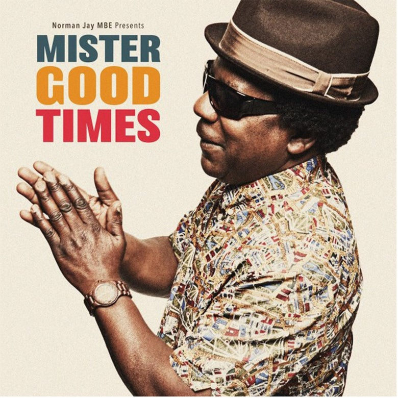Image of Norman Jay - Mister Good times