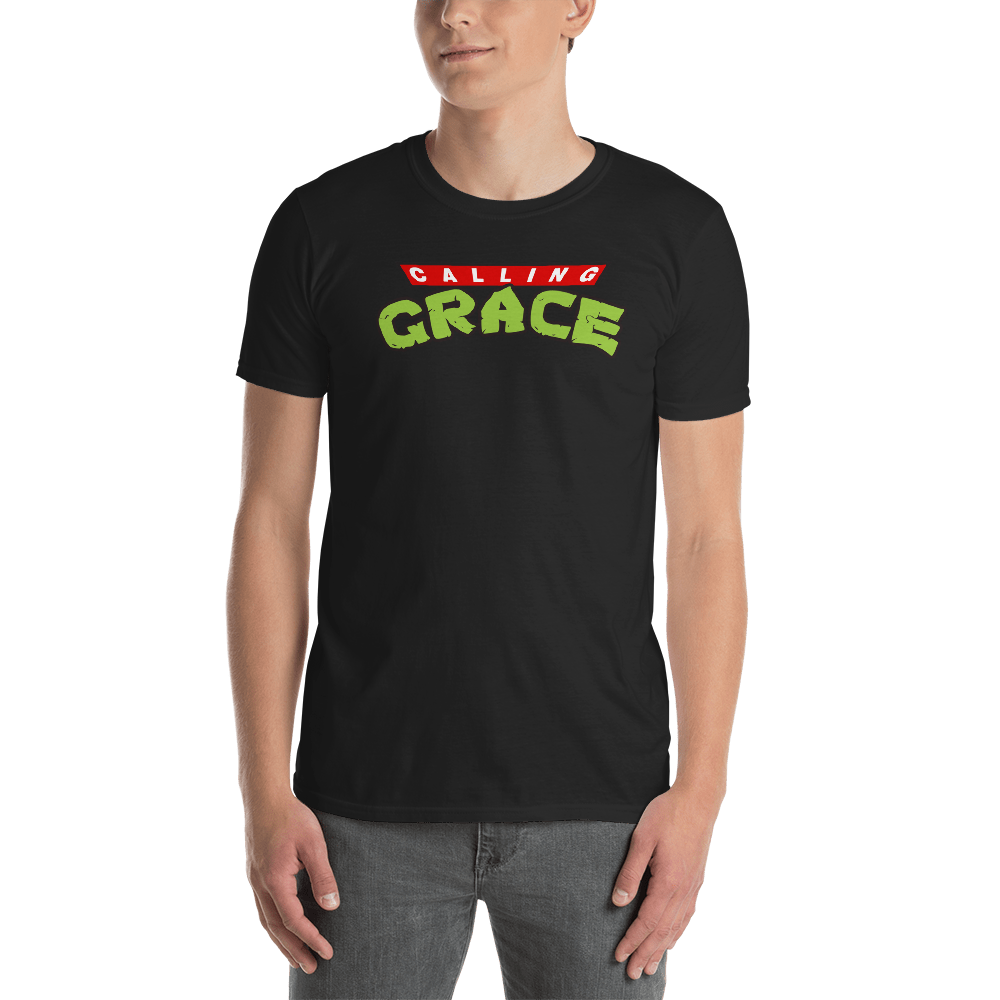 Image of Calling Grace Half Shell T shirt