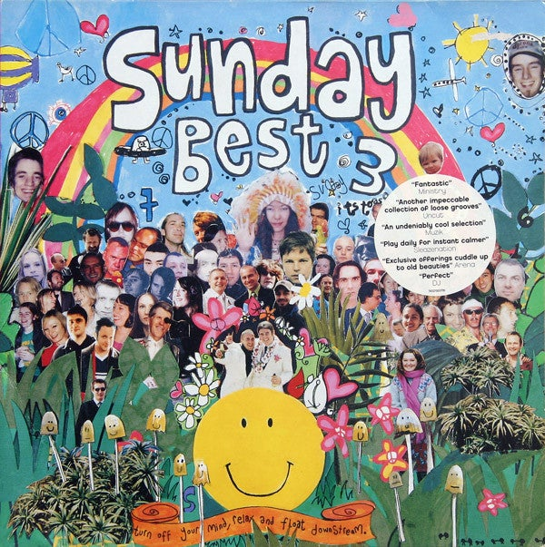 Image of Various Artists - Sunday Best 3 Album