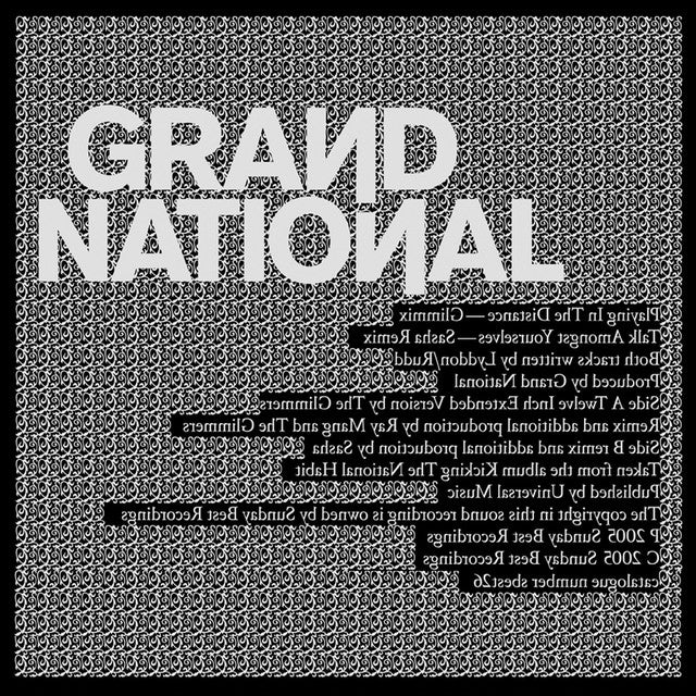 Image of Grand National - Playing in the Distance/Talk Amongst Yourselves (Sasha Remix)